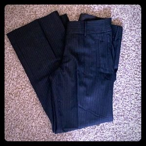 JCrew CityFit wool slacks